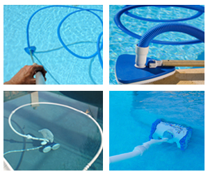 Traditional robotic pool cleaners