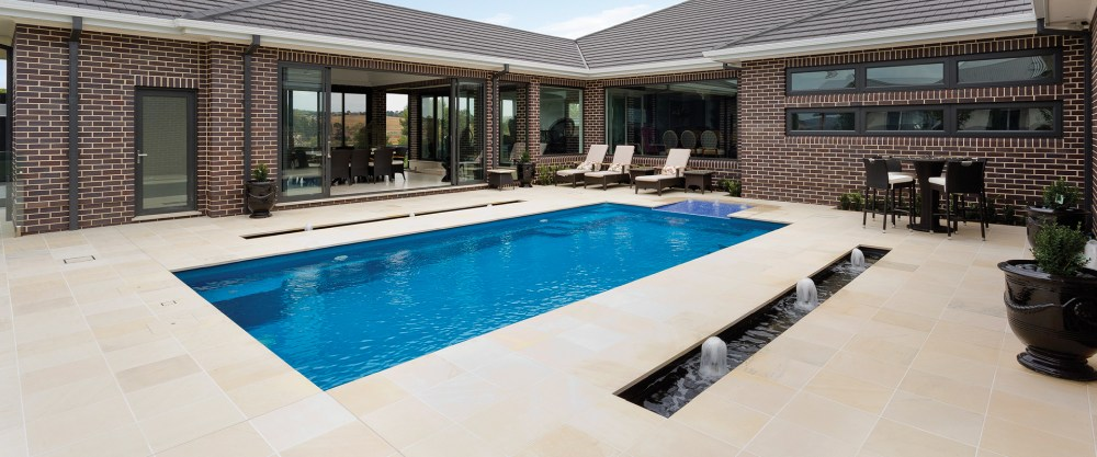 A pool adds value to your home