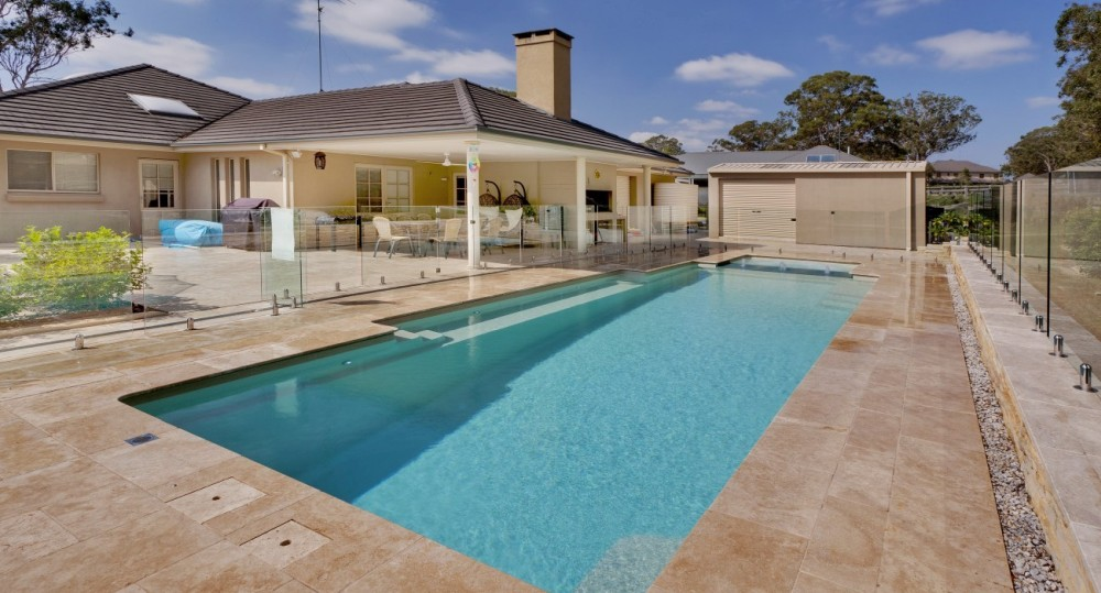 Fencing needs to be considered by pool landscaping