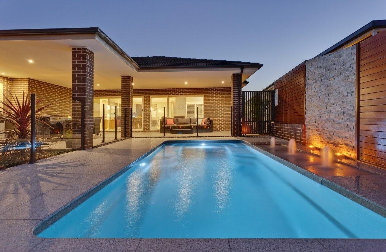 Inground pool instalallation