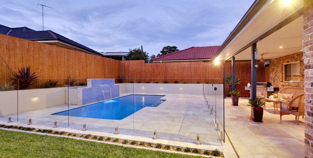 Pool landscaping 101 - your swimming pool is the centrepiece of your backyard